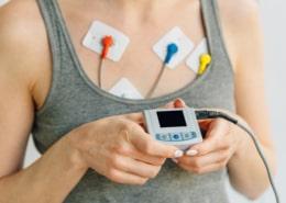 Patientin mit Langezeit EKG