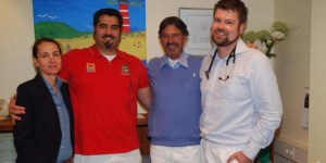 Das Team der Arztpraxis Dr. Tschirner